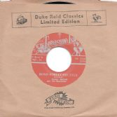Tommy McCook - Bond Street Shuffle / The Sensations - Bless You (Treasure Isle/Corner Stone) JPN 7""